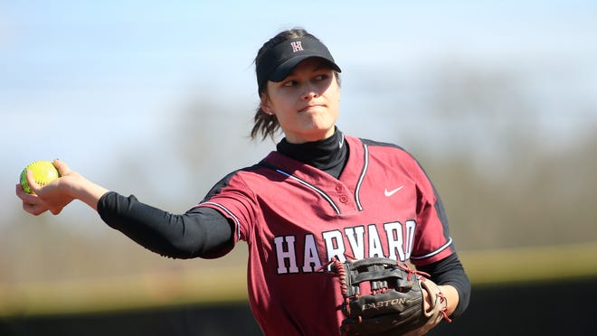 Harvard junior Morgan Melito, a Westlake High graduate, lost of year of college softball after the Ivy League decided not to restore a season of eligibility to spring-season student-athletes affected by the coronavirus pandemic.