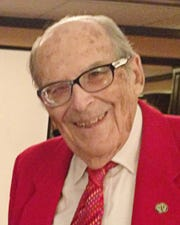 Dr. Laurence S. Baker, of Pleasantville, died March 24, 2020 of complications arising from COVID-19. He was 94. Baker founded psychological organizations across the state and in Westchester. He also was a founder of The Theatre Place, the Pleasantville dinner theatre that produced 108 shows from 1974 to 1981.