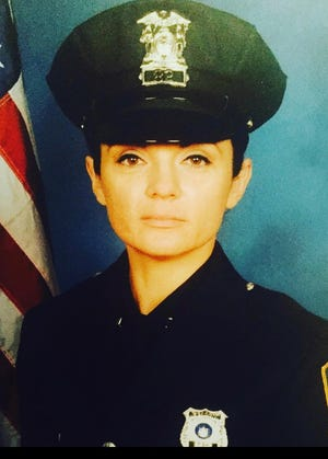 New Castle police Officer Anamaria Picciano