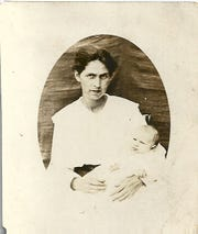 Catherine Murphy was one of three family members to die from the 1918 flu. Now, her granddaughter says, people should take precautions.