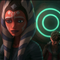 On The Clone Wars this week, Ahsoka learns more about the Martez sisters.