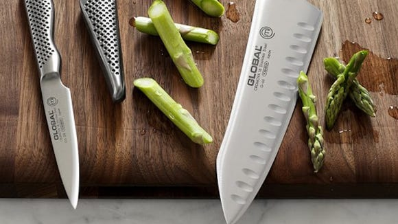 Replace your dull, tired knives, with one of these super slicers.