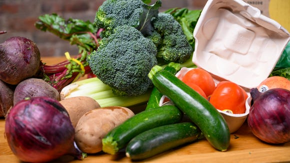 Incorporate fresh, seasonal produce in every meal.