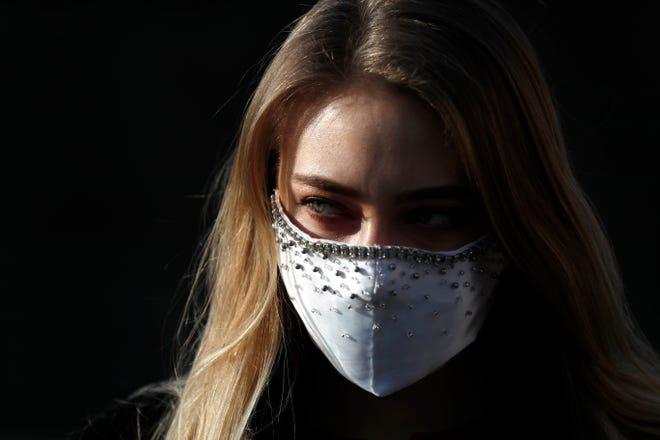 masque complet virus