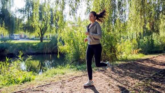 If you've always thought about running more, now is a great time to start.