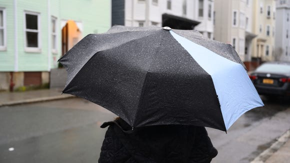 Guard yourself against the rain with a high-quality umbrella.