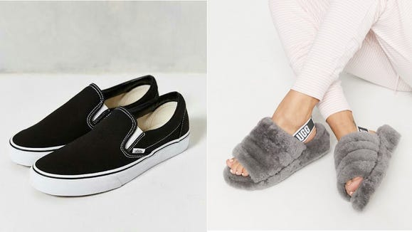 Snag a discount on a ton of popular shoe styles at UO.