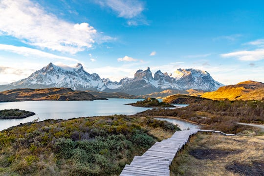 Chile's Torres del Paine (or Towers of Pain) National Park is a bucket-list item for hikers, skiers, and just about any outdoor enthusiast.