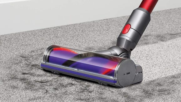 This machine got top marks in our cordless vacuum testing.