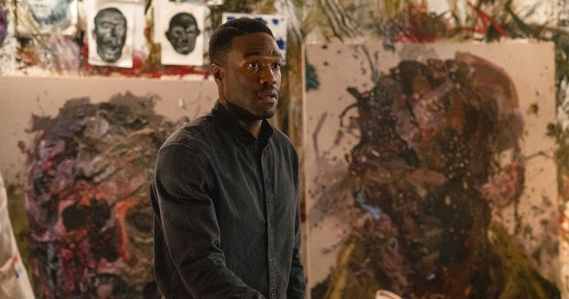 New scenes from  Candyman  reveal hook-wielding horror at American Black Film Festival