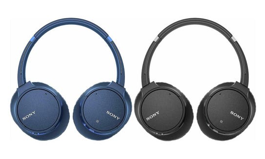 Drown out the noise with these Sony headphones.