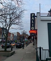Palio in Ann Arbor is providing carry out service.