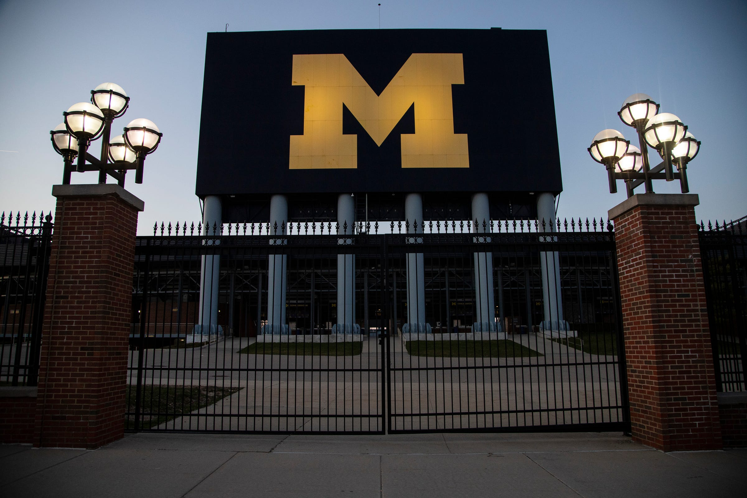 Stay home order for Michigan students won't prevent Wolverines from practicing, playing in games