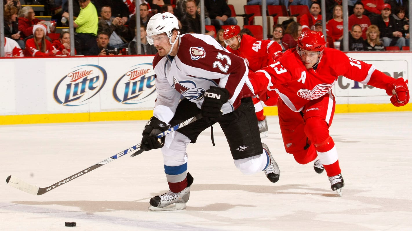OctoPulse podcast: Milan and Marek Hejduk, Red Wings-Avalanche rivalry