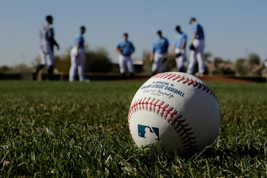 Under MLB's current proposal, players would be tested three times per week.