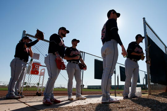 A condensed schedule will likely mean major league teams will be relying on more pitchers.