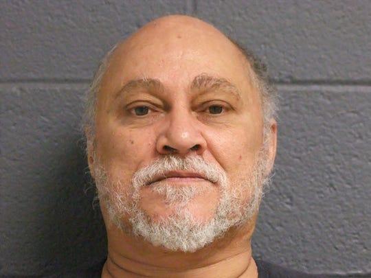 Joe Kearney, first inmate to die from COVID-19.