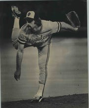 Pete Vuckovich became a crucial component in Milwaukee's early-1980s rotation.