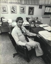 Harry Dalton helped build the Brewers into a powerhouse in the early 1980s.