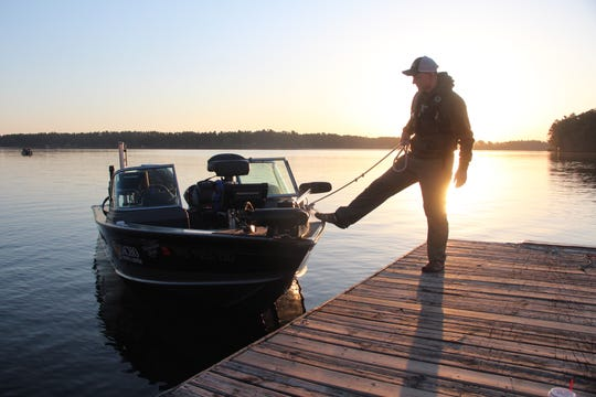 Fishing and other forms of outdoor recreation in Wiscconsin are on the increase in 2020, according to data from the Department of Natural Resources.