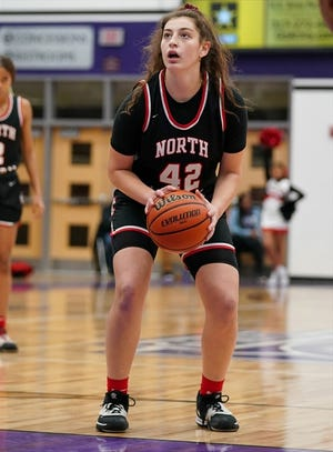 Indiana forward Meg Newman is the first Arizona State women's basketball commitment in the class of 2021.