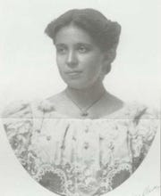 Harriet Benton Bentley