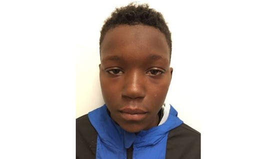 """The Salisbury Police Department is seeking the public's assistance in locating Tavion Tyrell Phillips who was last seen at 311 Princeton Ave, at 1200 P.M. Tavion Tyrell Phillips is described as an 11 year old, black male, 4'6"""",  70 lbs, brown eyes, black close cut hair."""