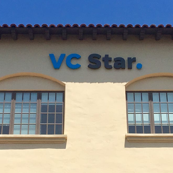 The Ventura County Star office