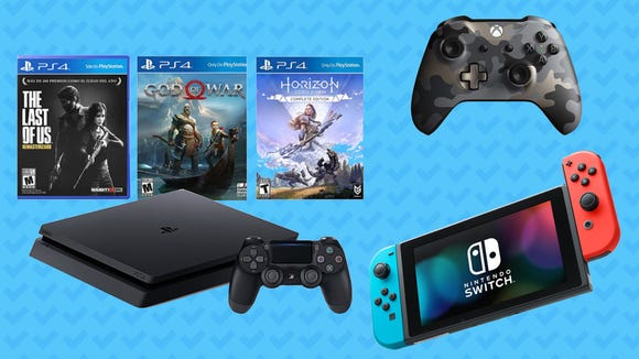 Video Game Deals Snag Deals On Gaming Laptops Nintendo Switch Games And More