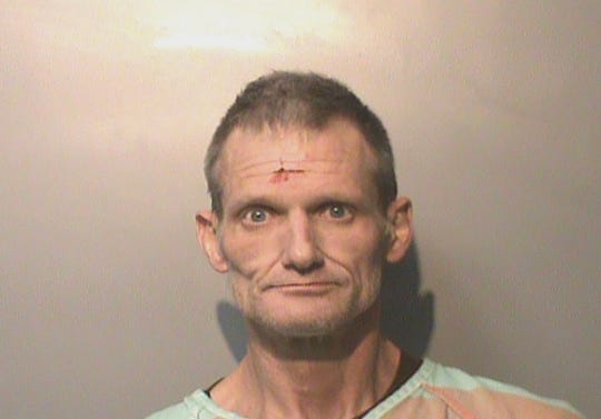 Jason Robert Sassman, 49, is charged with first-degree murder after fatally hitting a woman with his vehicle and fleeing the scene in Des Moines' Beaverdale neighborhood on April 5, 2020.