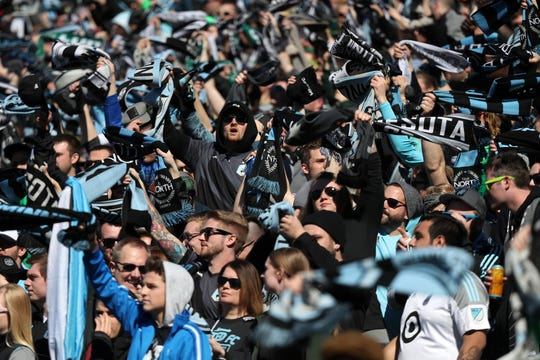 Minnesota United started the 2020 MLS campaign 2-0 before the shutdown.