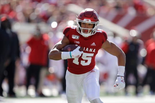 Gone for the most part this year are access to in-person interviews, campus workouts and visits to team headquarters. Those who competed in college all-star games but didn't receive a combine invite, like Indiana receiver Nick Westbrook, have the advantage of performing in front of scouts.