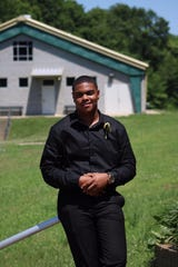 Jerry Mitchell, 18, of Jackson, is a senior at Jim Hill High School.