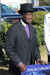 Bishop T.T. Scott
