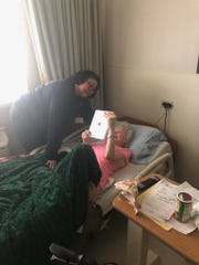 Arnaudville nursing home connects families with residents through iPads, donated by Arnaudville nonprofitLe Bon Voisin.