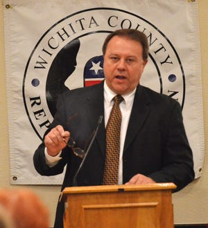 Wichita County Tax Assessor and Collector Tommy Smyth