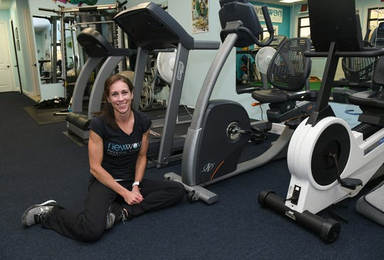 Kaitlin Donner is the owner of New Wave Sports Rehabilitation. Mandatory Credit: Craig Bailey/FLORIDA TODAY via USA TODAY NETWORK