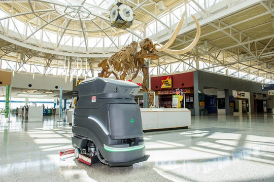 The Cincinnati/Northern Kentucky International Airport (CVG) and Avidbots, a company that brings robots to everyday life to expand human potential, today announced that CVG has become the first U.S. airport to use the Avidbots Neo floor-scrubbing robot.