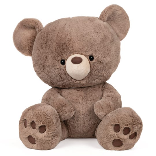 The new Kai Bear from Gund that starts at $20 is surface washable for easy cleaning.