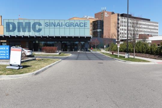 DMC's Sinai-Grace hospital