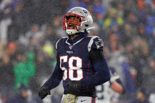 "Jamie Collins: ""I don't want to be the one to get beat. I want to be the one to make the play."""
