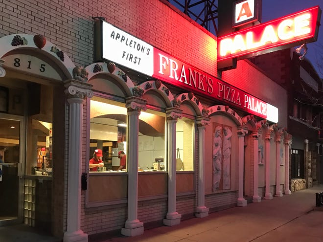The former Frank's Pizza Palace reopened Friday as Pierri Pizza in downtown Appleton.