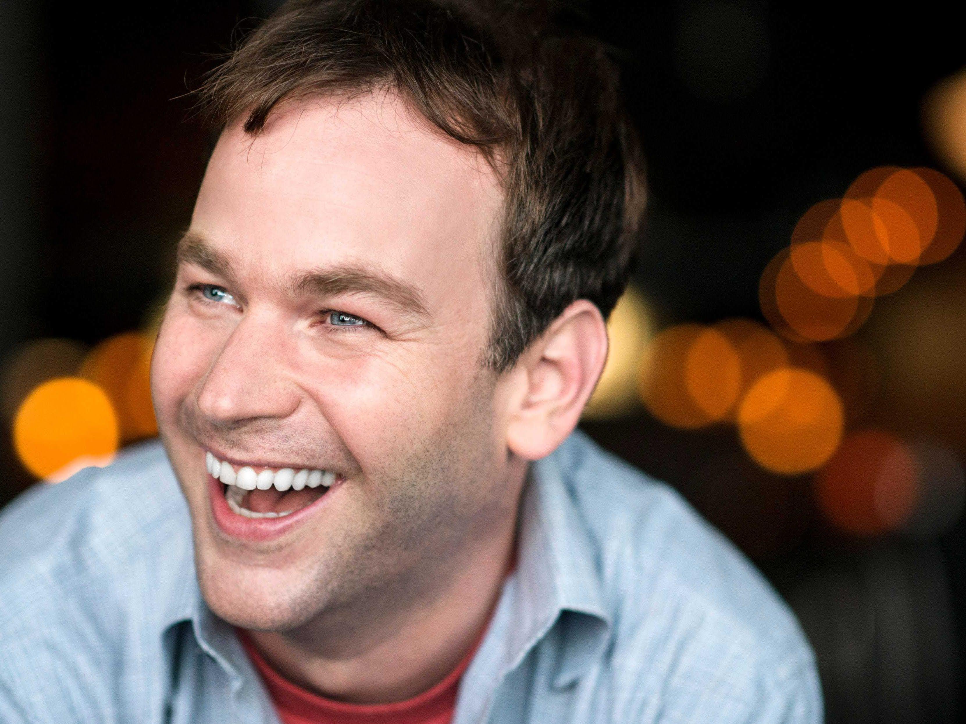 Connecting despite COVID-19: Mike Birbiglia tells jokes to support Comedy Attic workers