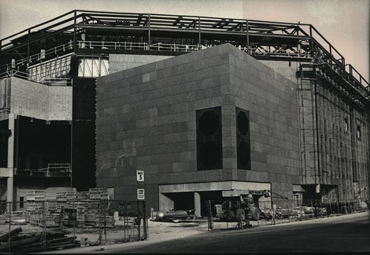 The Bradley Center was opened in 1988.