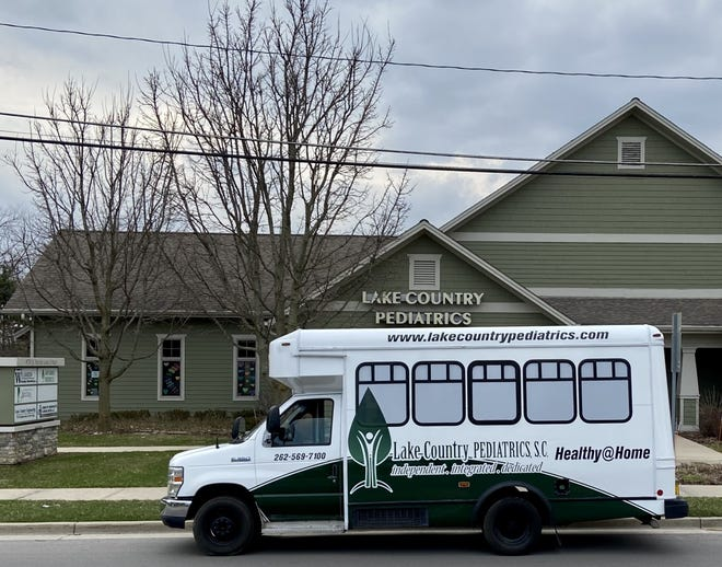 Lake Country Pediatrics now offers a mobile medical clinic for patients who are 2 months to 2 years old.