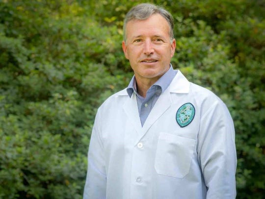 Chad Roy, director of infectious disease aerobiology at Tulane National Primate Research Center, will lead the project to evaluate the nation's most promising vaccines and treatments against COVID-19.