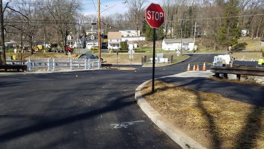 Chestnut Terrace bridge in Rockaway Township reopens to motor vehicle traffic.