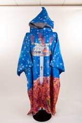 A robe worn by George Clinton during his time as the leader of Parliament Funkadelic is among the artifacts coming to the National Museum of African American Music.