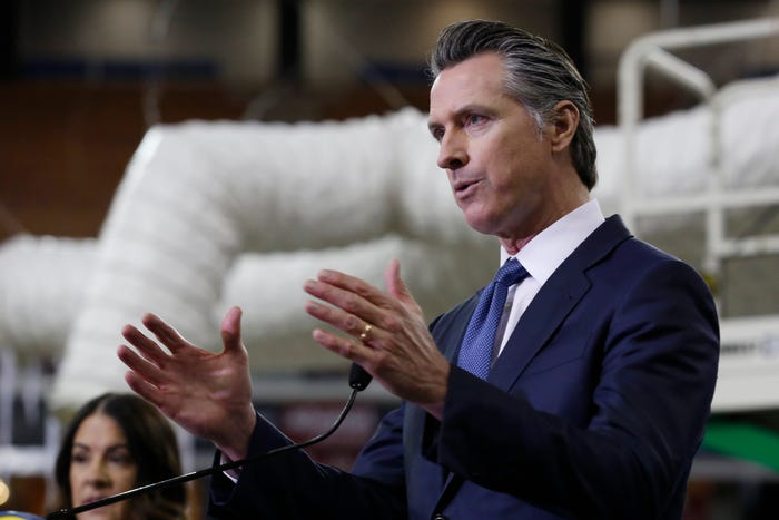 Newsom: 86 new COVID-19 test sites to open in California; 16,000 tests being done a day
