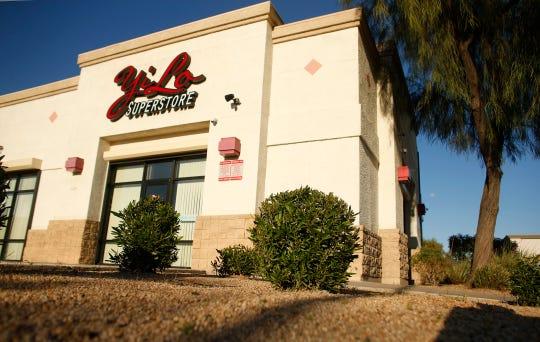 YiLo Superstore in Phoenix, Ariz. on April 5, 2020.